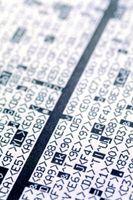 Elencare i tipi di dati utilizzati in dichiarazione di variabili