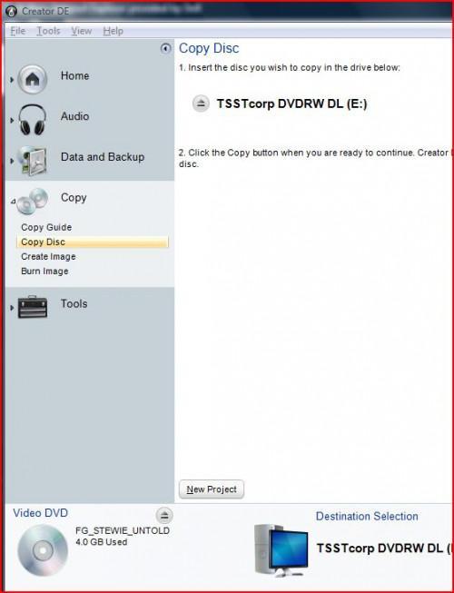 Come masterizzare i DVD sul computer su DVD-R