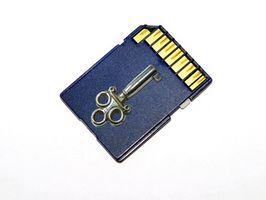 Come visualizzare un ID scheda SD