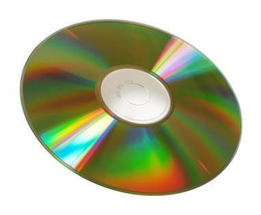 Come masterizzare file DVD su un disco