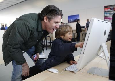 Come digitare in francese su una tastiera iMac
