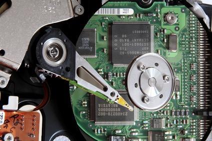 Come trovare il disco rigido in un computer