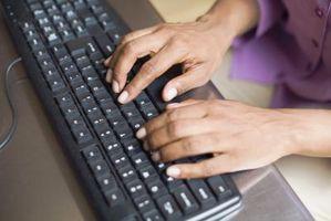 Come Take Off una barra spaziatrice sulla tastiera di un HP