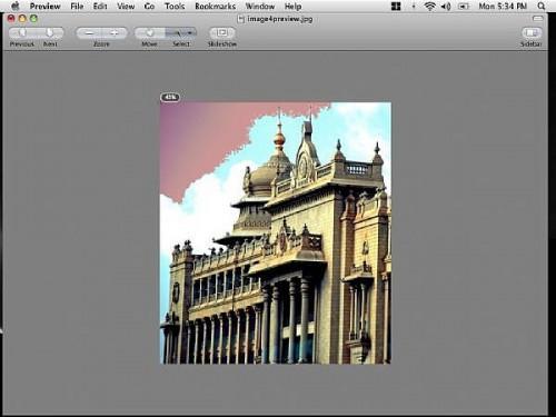 Come utilizzare Anteprima per una immagine di base Montaggio: Togliere Sfondi ed estrarre le forme