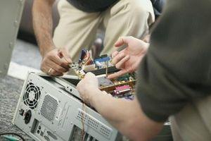 Come ripristinare un Eee PC alle impostazioni di fabbrica