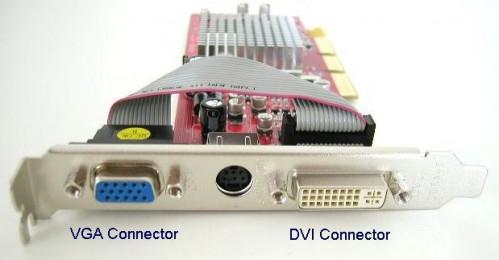Agganciando DVI o VGA