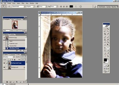 Come creare immagini d'impatto