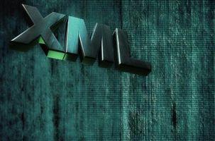 Come correggere gli errori XML