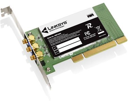 Problemi Adattatore Wireless Linksys