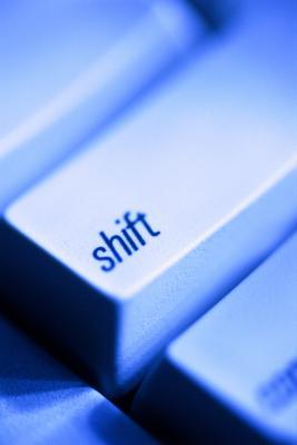 Il tasto SHIFT è bloccato in Excel