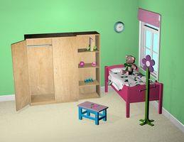 Come creare il tuo propria stanza per i bambini online