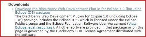 Come rendere le applicazioni per Blackberry App World