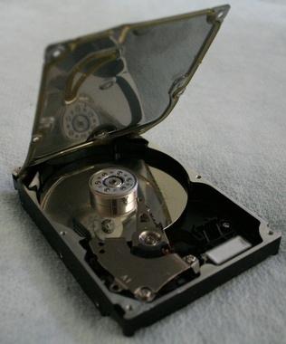 Come recuperare i dati grezzi da un hard drive