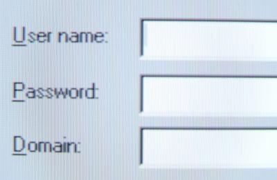 Come faccio a reimpostare una password su Windows NT?