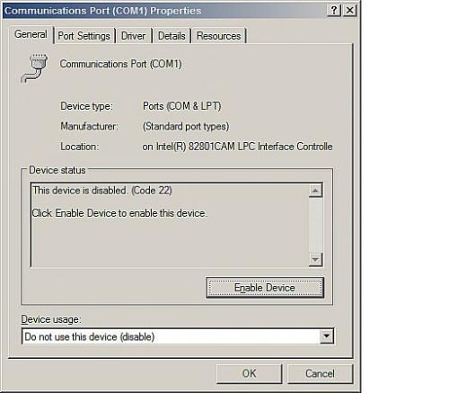 Come disattivare le porte non utilizzate per accelerare i tempi di avvio di Microsoft Windows XP