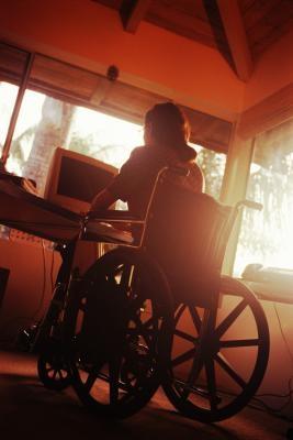 Componenti per computer per le persone disabili