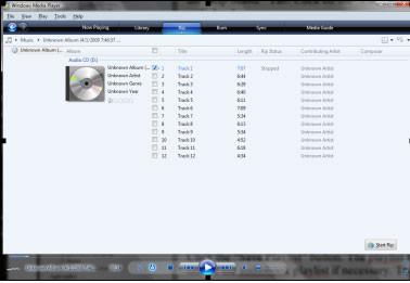 Come aggiungere a Windows Media Player Audio Libro