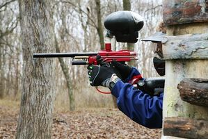 Come personalizzare Paintball Guns online