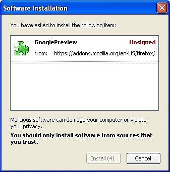Come aggiungere un'estensione in Mozilla Firefox