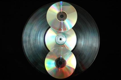 Come trasferire in vinile gli album di CD su un Mac