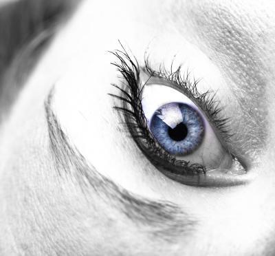 Come cambiare colore degli occhi in Photoshop Uso dei livelli maschera