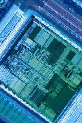 I componenti di un processore del computer