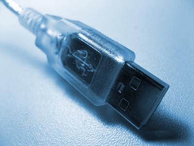 Come condividere audio e un interruttore USB