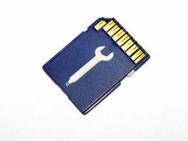 Come trovare un estensione del file per una scheda microSD che ha le immagini memorizzati su di esso