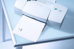 Come pulire la testina di stampa su un Lexmark