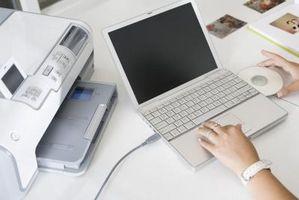 Come collegare un computer portatile a una stampante wireless HP