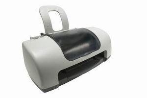 Istruzioni per riempire Canon cartucce d'inchiostro