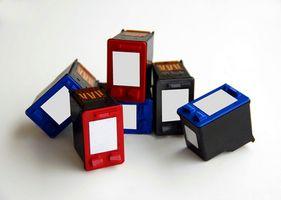Come riempire la cartuccia di inchiostro per la stampante Kodak EasyShare 5500
