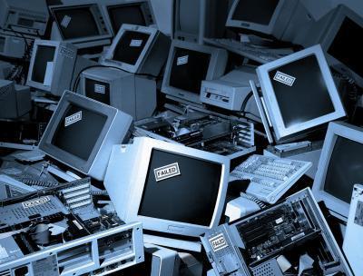 Come riciclare vecchi computer in Connecticut