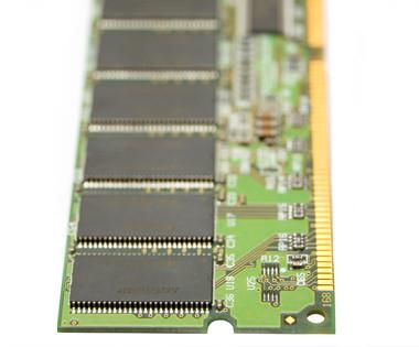 AUM memoria Problemi Chip