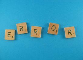 Come risolvere Errore di runtime 91