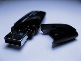 Come ripristinare i file su Flash Drive