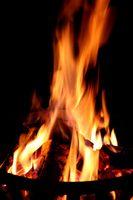 Come fare fuoco Faeries strato dopo strato con Photoshop CS3
