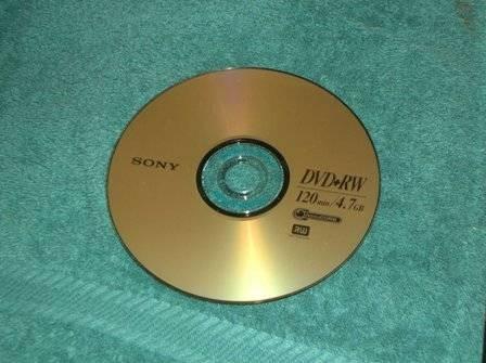 Che cosa è un DVD RW?