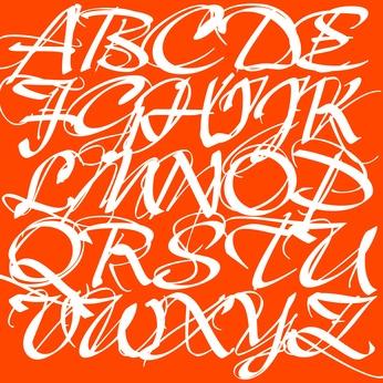 Come creare Handwritten Font