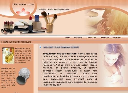 Definizione di una pagina web a tema