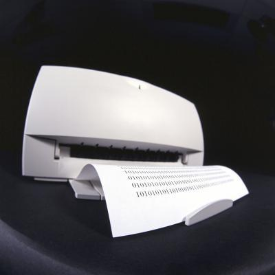 Come pulire una Canon IP 6000 Stampante di non sprecare inchiostro sul Pad