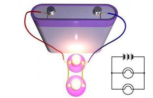 Come costruire un circuito parallelo