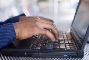 Come formattare un drive portatile IBM ThinkPad per Linux