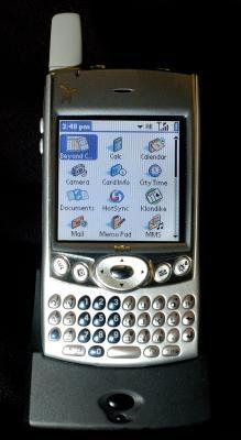 Come sincronizzare un Palm Centro e Mac OS / X