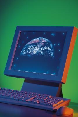 Come inserire una GIF animata Immagine sulla parte superiore di uno sfondo del desktop