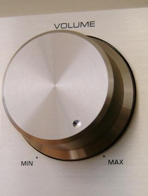 Come per aumentare il volume interno