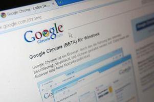 Come disattivare un aggiornamento di Google Chrome