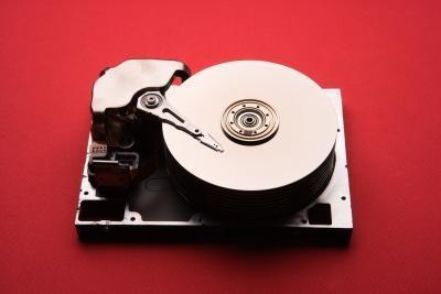 Come riparare un disco rigido Dropped