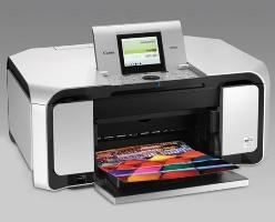 Come cambiare le fonti di carta su una stampante Canon Pixma 970 Series