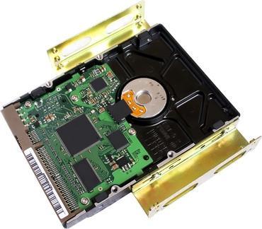 Come aggiungere un disco rigido di un computer HP